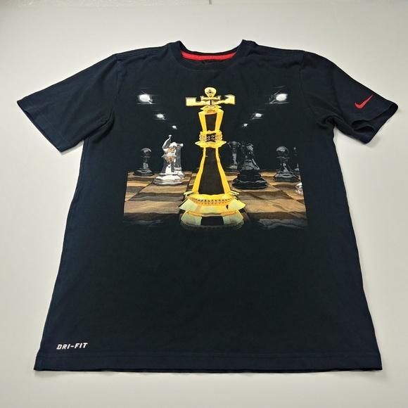 9e76d403d12a4c Nike Shirts   Lebron James Mens T Shirt Small S Chess King   Poshmark